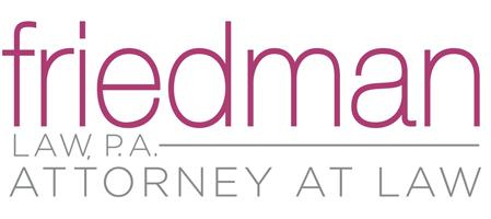 Lake Mary, Sanford, Longwood, FL | Friedman Law, P.A.